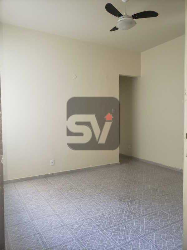 Sala - 2 Quartos. Flamengo. Silencioso. - SVAP20074 - 1