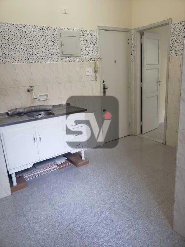 Cozinha - 2 Quartos. Flamengo. Silencioso. - SVAP20074 - 10