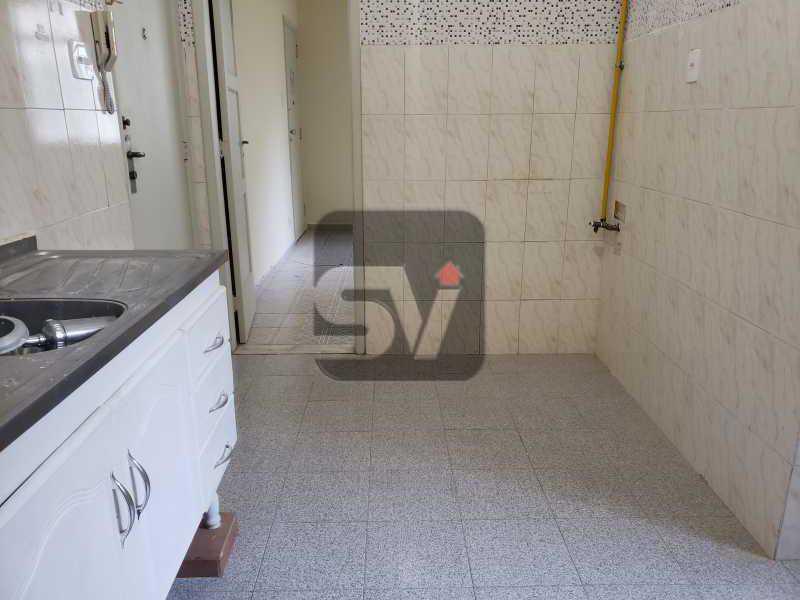 Cozinha - 2 Quartos. Flamengo. Silencioso. - SVAP20074 - 12