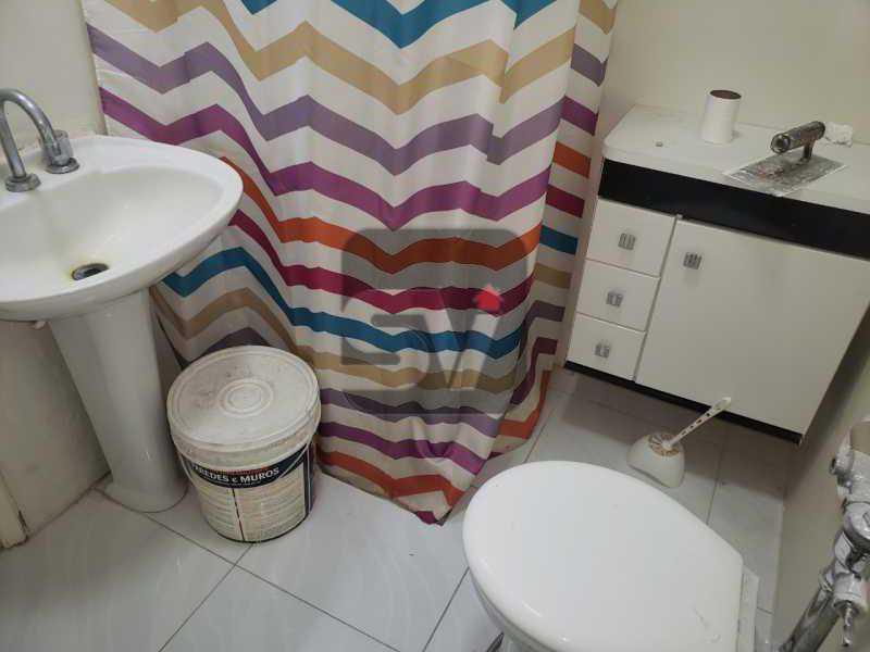 Banheiro social - Quarto e sala. Flamengo. Área de serviço. - SVAP10046 - 5
