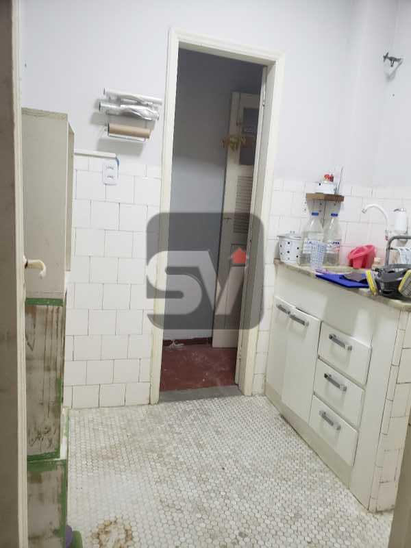 Cozinha - Quarto e sala. Flamengo. Área de serviço. - SVAP10046 - 7