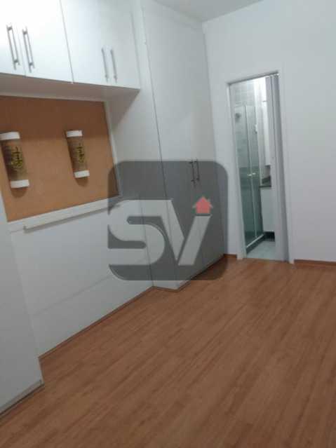 Suíte - Apartamento MARAVILHOSO, Pronto para morar, ótima localização e com INFRA - SVAP20076 - 10