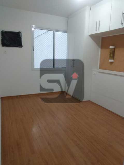 Suíte - Apartamento MARAVILHOSO, Pronto para morar, ótima localização e com INFRA - SVAP20076 - 9