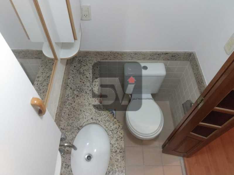 Banheiro Social - Apartamento MARAVILHOSO, Pronto para morar, ótima localização e com INFRA - SVAP20076 - 7