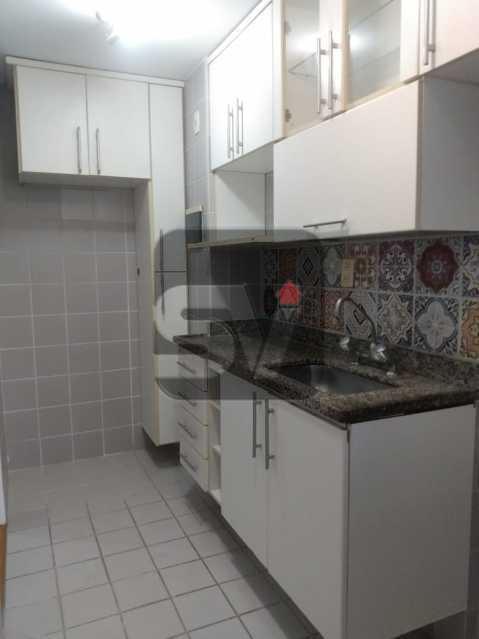 Cozinha - Apartamento MARAVILHOSO, Pronto para morar, ótima localização e com INFRA - SVAP20076 - 1