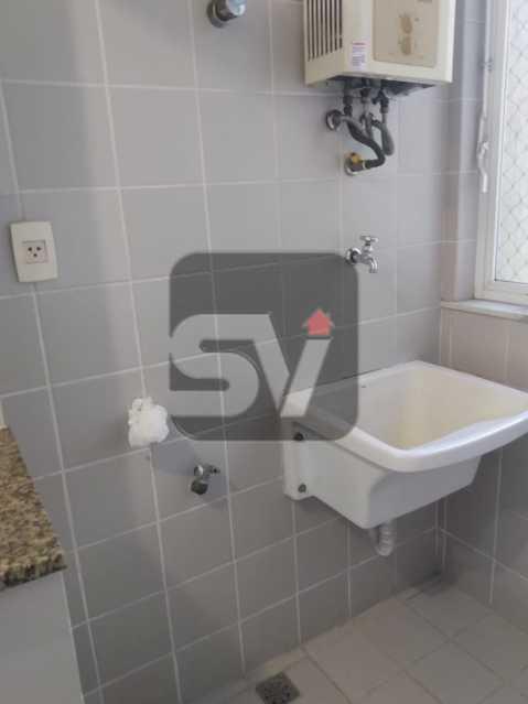 Área - Apartamento MARAVILHOSO, Pronto para morar, ótima localização e com INFRA - SVAP20076 - 4