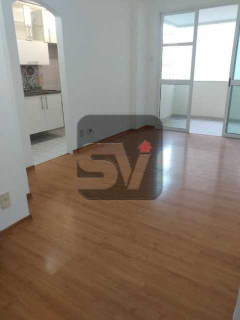 Sala - Apartamento MARAVILHOSO, Pronto para morar, ótima localização e com INFRA - SVAP20076 - 18