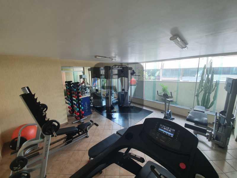 Academia - Apartamento MARAVILHOSO, Pronto para morar, ótima localização e com INFRA - SVAP20076 - 20