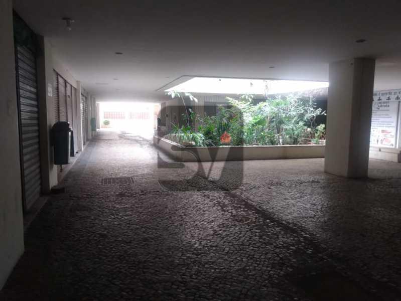 Condominio  - Apartamento Ótimo, 3 quartos, sala ampla, cozinha recém reformada, área de serviço, hall, perto das principais vias do Rio, Com INFRA, portaria 24 horas, EXCELENTE OPORTUNIDADE!!! - SVAP30050 - 20
