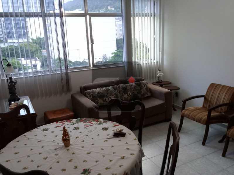 Sala - 3 Quartos. Botafogo. Vaga do Condomínio. Vista Livre - SVAP30051 - 4
