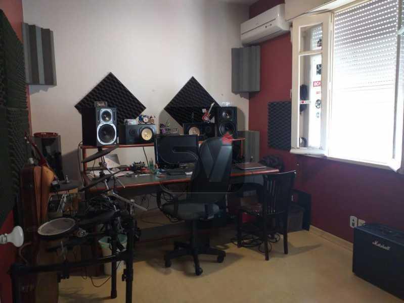 Quarto 3/ estúdio - 3 QUARTOS. Flamengo. Andar alto - SVAP30052 - 11