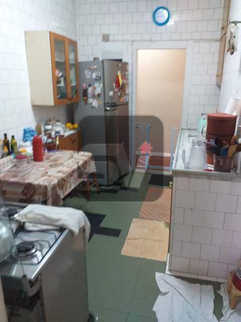 Cozinha - 3 QUARTOS. Flamengo. Andar alto - SVAP30052 - 13