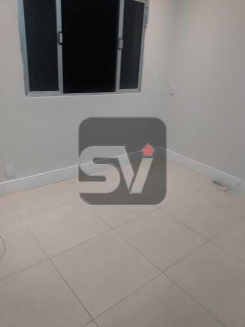 Sala - Apartamento MARAVILHOSO! Quarto e Sala c/ Suíte e Closet, Ótima Localização!!!! - SVAP10048 - 6