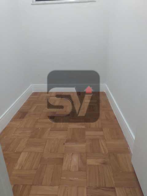 Closet - Apartamento MARAVILHOSO! Quarto e Sala c/ Suíte e Closet, Ótima Localização!!!! - SVAP10048 - 17