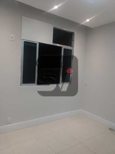 Sala - Apartamento MARAVILHOSO! Quarto e Sala c/ Suíte e Closet, Ótima Localização!!!! - SVAP10048 - 7