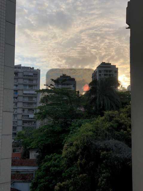 Vista - Apartamento MARAVILHOSO! Quarto e Sala c/ Suíte e Closet, Ótima Localização!!!! - SVAP10048 - 4
