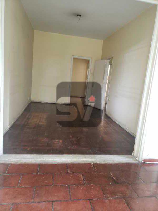 Sala - 2 quartos. Botafogo. Sala (2 ambientes). Varanda. Copa e cozinha - SVAP20080 - 4