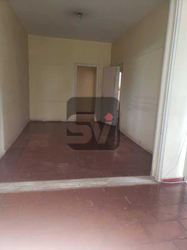 Sala - 2 quartos. Botafogo. Sala (2 ambientes). Varanda. Copa e cozinha - SVAP20080 - 5