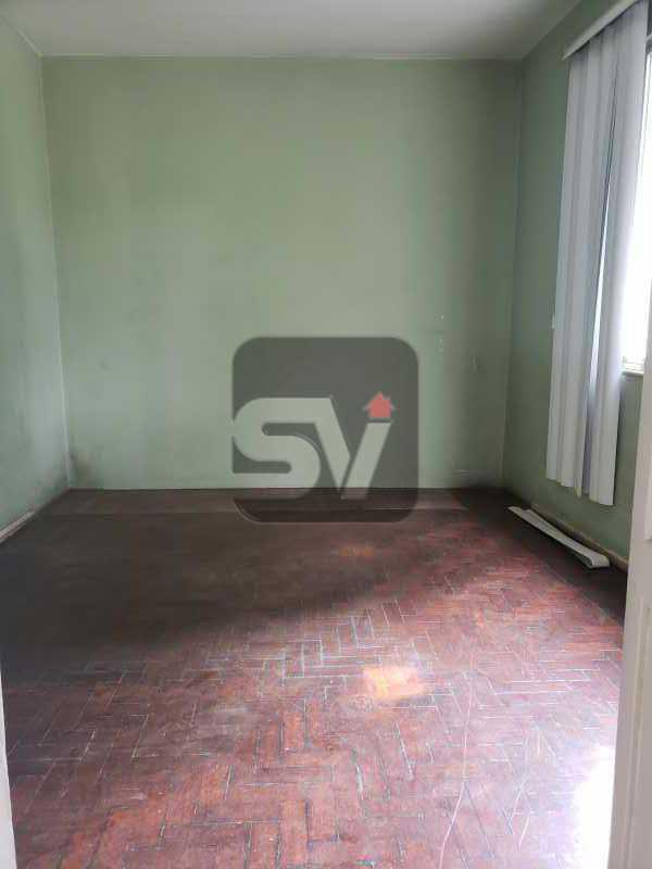 Quarto 1 - 2 quartos. Botafogo. Sala (2 ambientes). Varanda. Copa e cozinha - SVAP20080 - 6