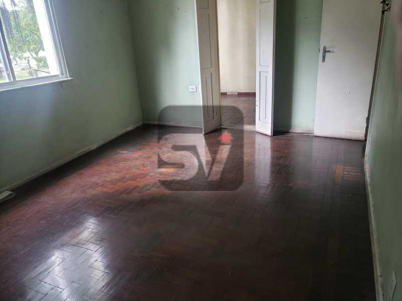 Quarto 1 - 2 quartos. Botafogo. Sala (2 ambientes). Varanda. Copa e cozinha - SVAP20080 - 7