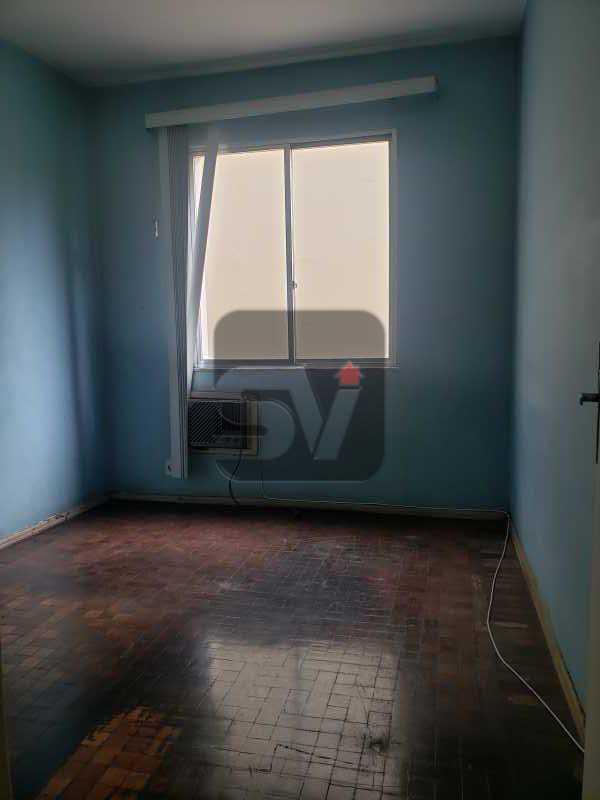 Quarto 2 - 2 quartos. Botafogo. Sala (2 ambientes). Varanda. Copa e cozinha - SVAP20080 - 8