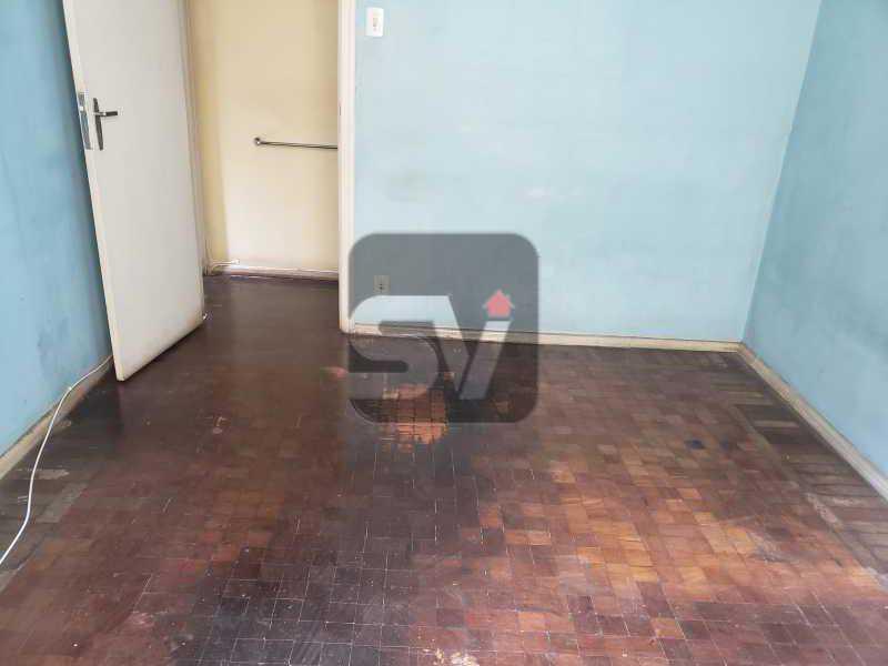 Quarto 2 - 2 quartos. Botafogo. Sala (2 ambientes). Varanda. Copa e cozinha - SVAP20080 - 9