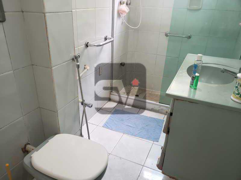 Banheiro social - 2 quartos. Botafogo. Sala (2 ambientes). Varanda. Copa e cozinha - SVAP20080 - 11