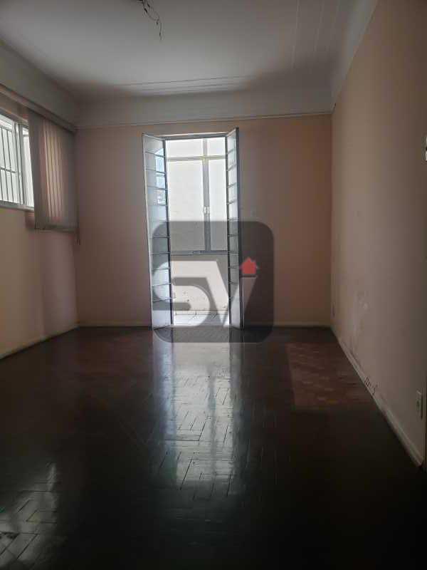 Copa - 2 quartos. Botafogo. Sala (2 ambientes). Varanda. Copa e cozinha - SVAP20080 - 12