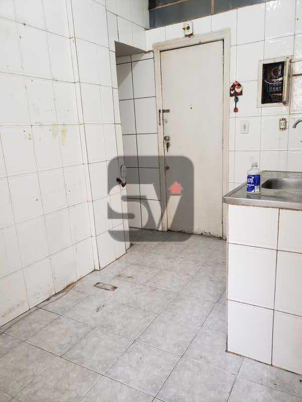 Cozinha - 2 quartos. Botafogo. Sala (2 ambientes). Varanda. Copa e cozinha - SVAP20080 - 17
