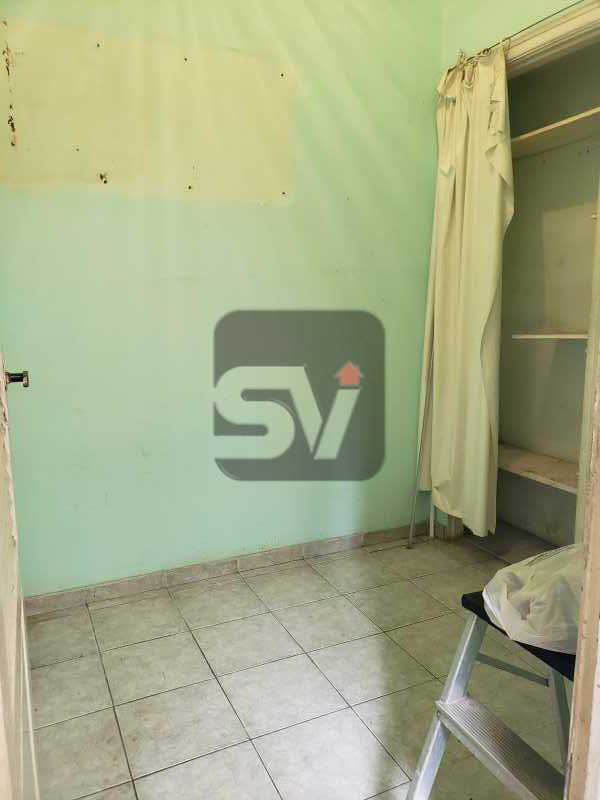 Dependência - 2 quartos. Botafogo. Sala (2 ambientes). Varanda. Copa e cozinha - SVAP20080 - 20