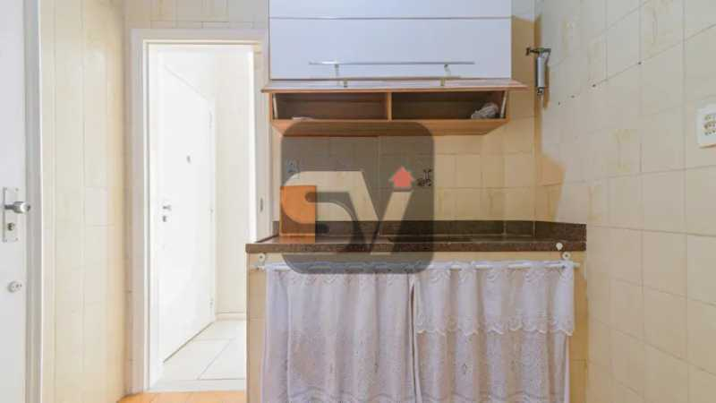 Cozinha - 2 quartos. Copacabana. Próximo ao metrô - SVAP20082 - 8
