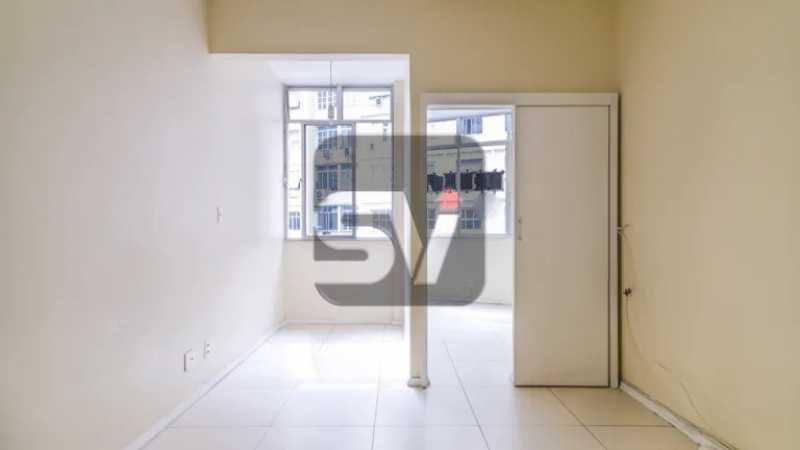 Sala - 2 quartos. Copacabana. Próximo ao metrô - SVAP20082 - 1