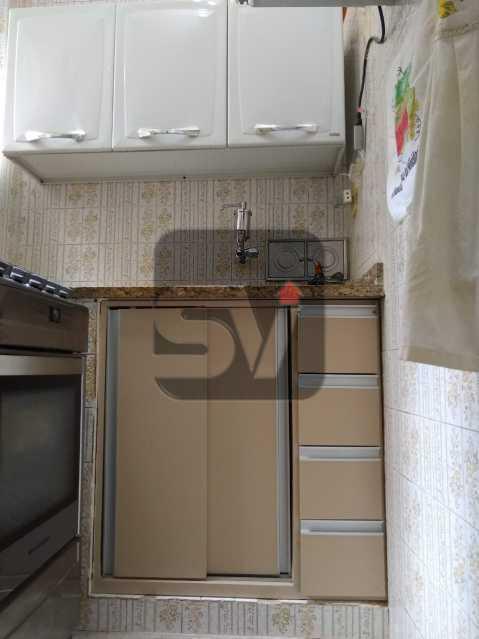 Cozinha - Quarto e sala. Catete. Hidráulica e Elétrica novas. Silencioso - SVAP10051 - 10