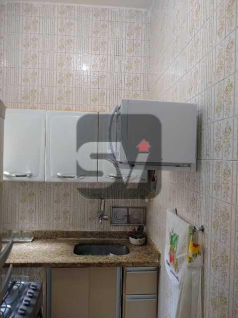 Cozinha - Quarto e sala. Catete. Hidráulica e Elétrica novas. Silencioso - SVAP10051 - 11