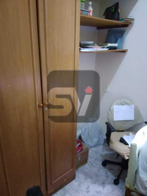 Dependência  - Quarto e sala. Catete. Hidráulica e Elétrica novas. Silencioso - SVAP10051 - 14