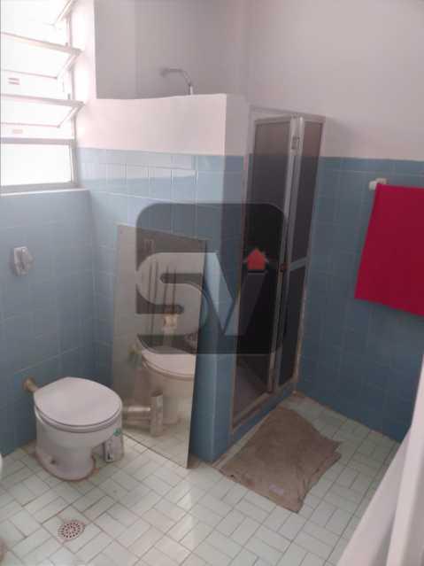 Banheiro social 2 - 3 quartos. Botafogo. 2 Banheiros sociais. - SVAP30056 - 7