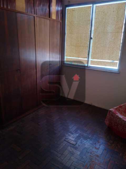Quarto 2 - Andar Alto. 4 quartos. 2 Banheiros sociais. Vaga. Catete - SVAP50001 - 6