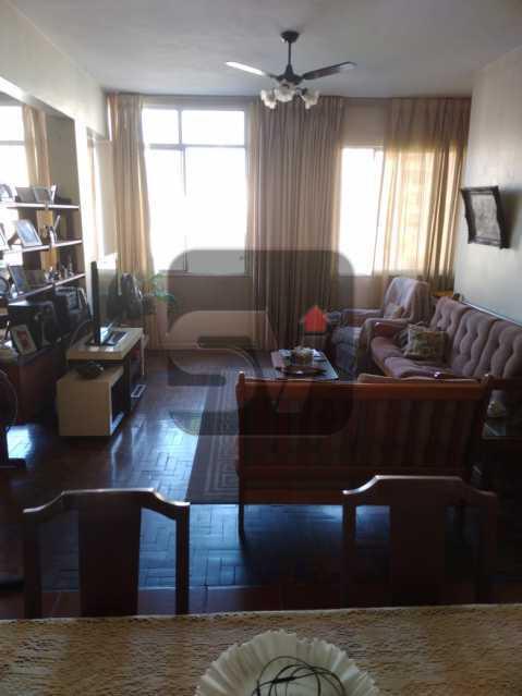 Sala - Andar Alto. 4 quartos. 2 Banheiros sociais. Vaga. Catete - SVAP50001 - 3