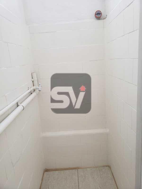 Instalação máquina de lavar - Conjugado amplo com área de serviço. Glória - SVKI00028 - 15