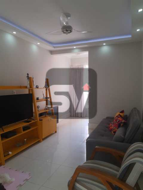 1 - Catete. Quarto e sala com área de serviço - SVAP10057 - 3