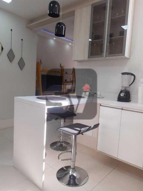 1 - Catete. Quarto e sala com área de serviço - SVAP10057 - 6