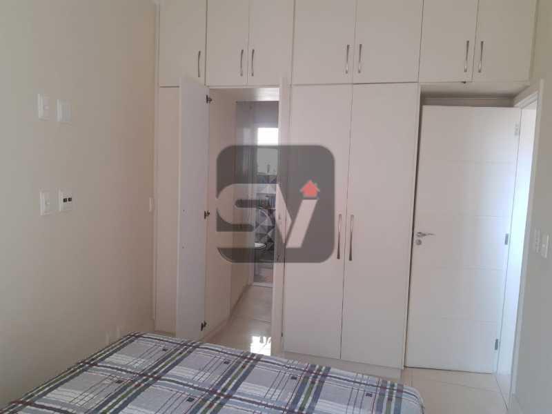 1 - Catete. Quarto e sala com área de serviço - SVAP10057 - 9