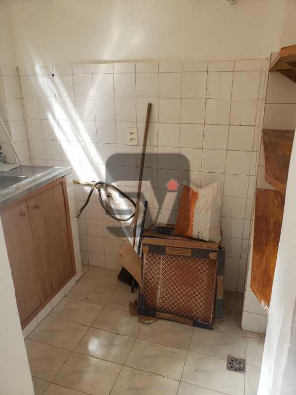 Cozinha - Conjugado. Laranjeiras. Instalação para máquina de lavar - SVKI00029 - 9