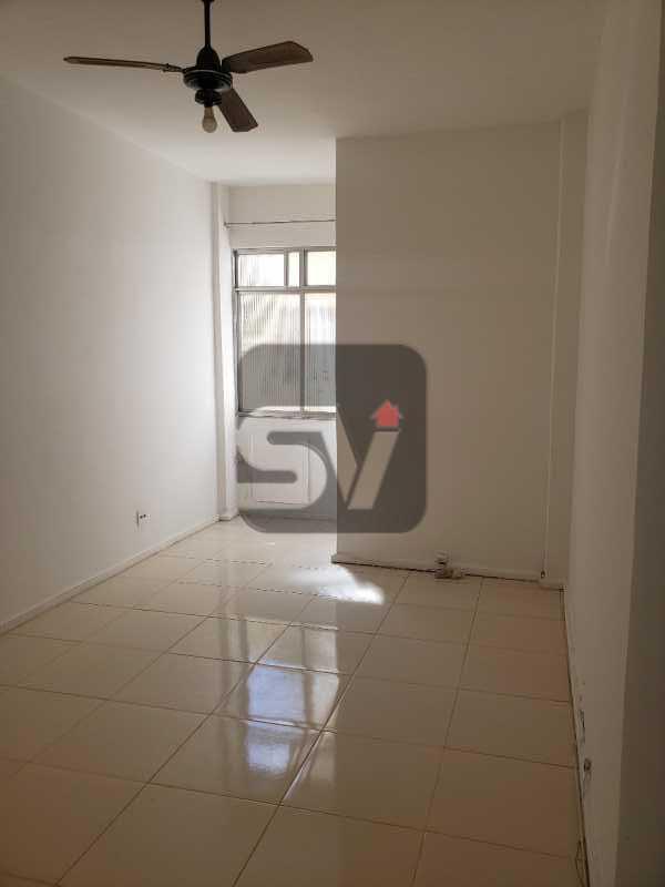 Sala/Cozinha - Conjugado. Laranjeiras. Instalação para máquina de lavar - SVKI00029 - 3