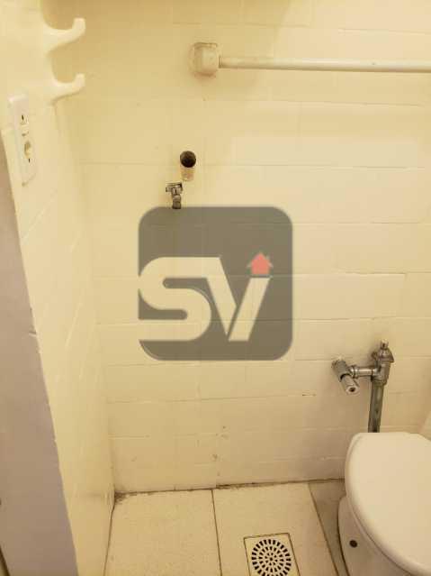 Instalação máquina de lavar ro - Flamengo. Conjugadão dividido. 40m². Varanda. Iluminado e arejado. - SVKI10008 - 9