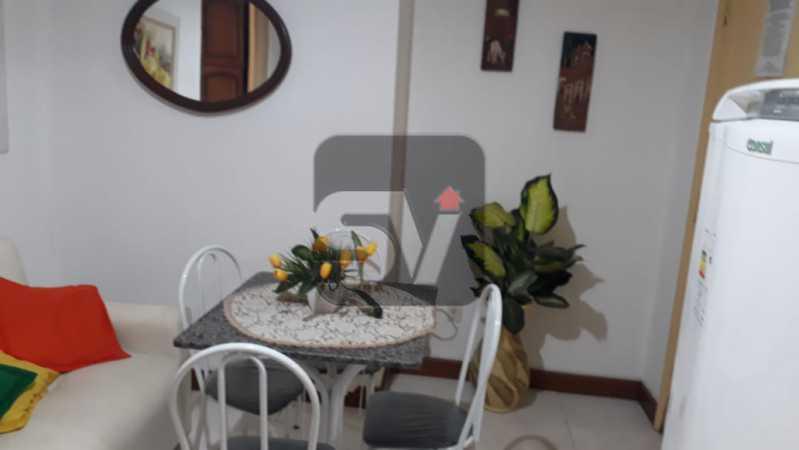 1 - Quarto e Sala. Flamengo. Frente - SVAP10061 - 1
