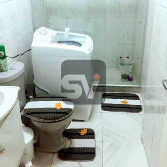 1 - Flamengo. Quarto e sala. Fundos. Reformado - SVAP10062 - 8