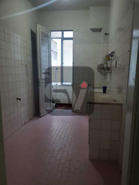 Cozinha - Laranjeiras. 2 Quartos. Varanda. Terraço - SVAP20098 - 15