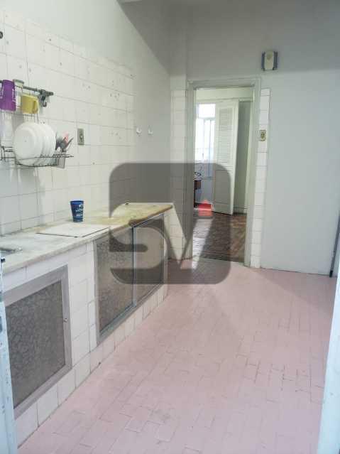 Cozinha - Laranjeiras. 2 Quartos. Varanda. Terraço - SVAP20098 - 14