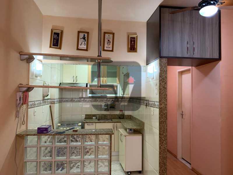 Cozinha americana - Flamengo. Andar Alto. 1 Quarto - SVAP10064 - 4